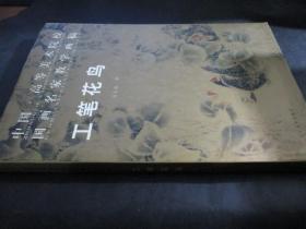 中国高等美术院校国画名家教学画稿:工笔花鸟