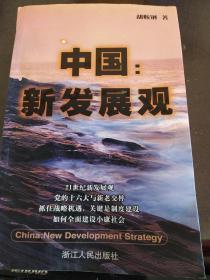 中国:新发展观    (w)