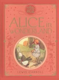 Mabel Lucie Attwell's Alice in Wonderland by Lewis Carroll 爱丽丝