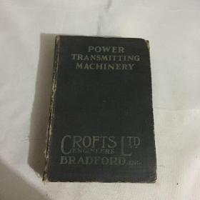 POWER TRANSMITTING MACHINGRY(动力传动机械)