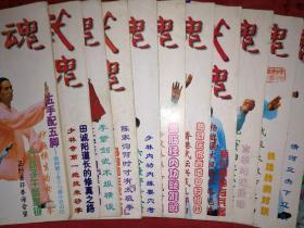 老版经典:武魂1997年1~12期全(总第103期~第114期)