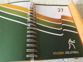 2008年北京奥运会残奥会英国巴西荷兰阿根廷意大利体育代表团手册
