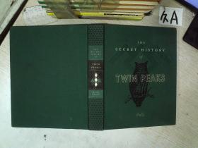 THE SECRET HISTORY OF TWIN PEAKS  双峰秘史 16开  01