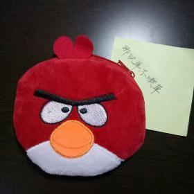 愤怒的小鸟零钱包