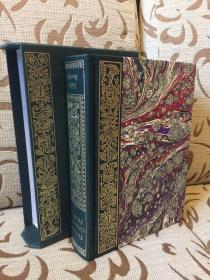 The Book of Common Prayer -- Folio Society 2004年出品 皮脊烫金+大理石图案封面,精装带书盒 品相绝佳