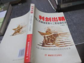 中国人民解放军第十二军征战纪实:利剑出鞘(解放军12军战斗历史)   库2