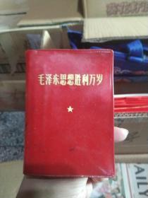 毛泽东思想胜利万岁 林副主席指示合订本