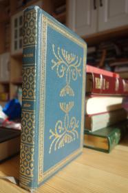 Aesop's Fables 1968年国际收藏家版 精装毛边 书顶刷金
