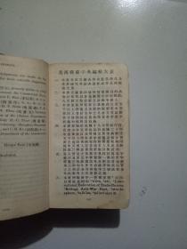 求解作文两用 英汉模范字典
