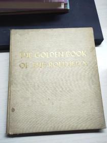 民国 1936年外文画册THE GOLDEN BOOK OF THE ROLLEIFLEX