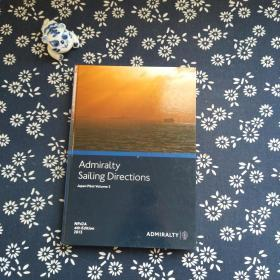 Admiralty Sailing Directions Japan Pilot Volume 2 4th Edition 2013