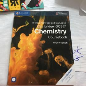 Richard Harwood and lan Lodge Cambridge IGCSE Chemistry Coursebook Fourth edition