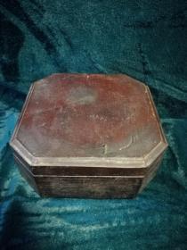 民国时期木制砚台盒(卖家郑重承诺保老保真)