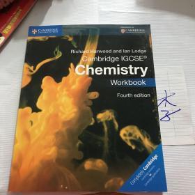 Richard Harwood and lan Lodge Cambridge IGCSE Chemistry Workbook  Fourth edition