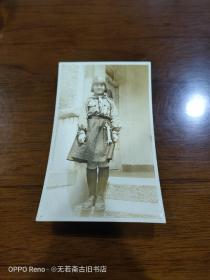 民国时期老照片:童子军(11厘米✘6.5厘米)