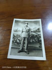 抗美援朝战士(7.7厘米✘5.7厘米)