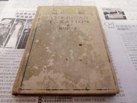 罕见清代光绪1905年印制的珍稀绝版古籍《Burke`s Speech On American Taxation》