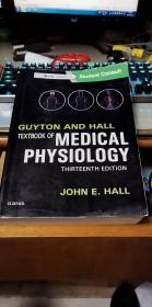 Guyton and Hall Textbook of Medical Physiology, 13e 医学生理学教程 第13版