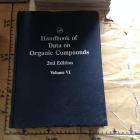 Handbook of Data on Organic Compounds (Volume VI)