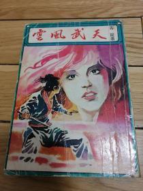 古龙小说专辑《天武风云》