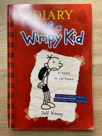 Diary of a Wimpy Kid  小屁孩日记 英文原版