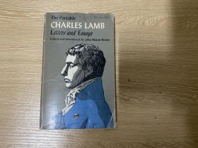 The Portable Lamb     兰姆作品集,英文原版,精选 伊利亚随笔,书信 等,还有已经成为经典的 莎士比亚评论, 1969年老版书