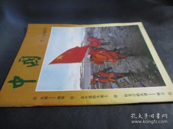 《中国画报》(1985年7期)
