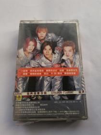 磁带:心跳男孩-一起来(未拆)