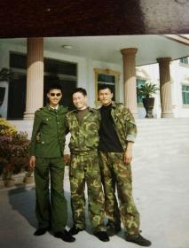 军人遗失老照片