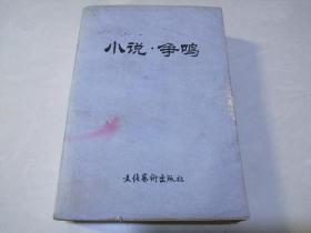 小说争鸣(第一辑)
