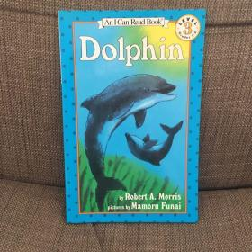 Dolphin (I Can Read, Level 3)海豚