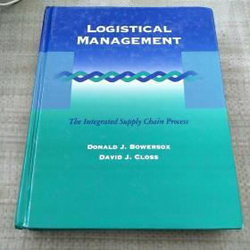 LOGISTICAL MANAGEMENT: The Integrated Supply Chain Process(物流管理)精装没勾画