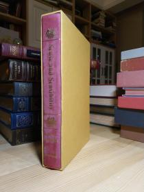 Sense and Sensibility . Heritage 版理智与情感 精美印刷 有书盒
