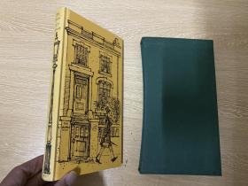 (私藏配书匣)The Diary of a Nobody   小人物日记,钱钟书一家都喜欢这作品,著名的Folio Society 出版,布面精装