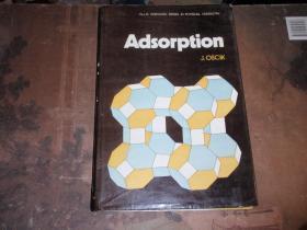英文原版:adsorption...(精装)050425