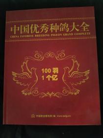 中国优秀种鸽大全