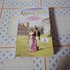 外文书《Kindred Spirits》
