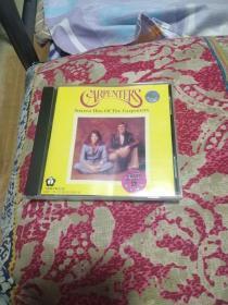 1卡本特乐队 英文歌集1 (16首超级精选)(1CD)有歌词,2卡本特乐队超级精选十六首 第二辑(1CD)有歌词(2盘合售)
