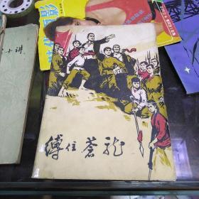 缚住苍龙一江苏徐海地区民兵革命斗争故事集,32开