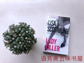 英文原版书:妩媚杀手 Lady killer