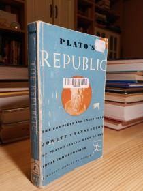 柏拉图的理想国 Platos The Republic