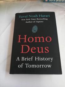 Homo Deus:A Brief History of Tomorrow