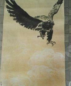 旧藏,徐悲鸿大师水墨画作品,可装裱