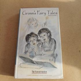 THE BROTHERS GRIMM GRIMMS' FAIRY TALES(英文原版)