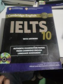 IELTS 5-10合售  无光盘