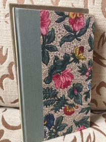 The Sonnets of William Shakespeare -- 莎士比亚十四行诗 Peper Pauper Press 1950年出品