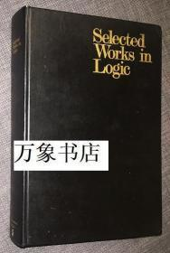 Skolem :   Selected Works in Logic   原版精装本 全部铜版纸印  馆书品好