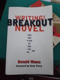 Writing The Breakout Novel: Insider Advice For Taking Your Fiction To The Next Level.