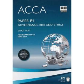 ACCA PAPERPI GOVERNANCE,RISK AND ETHICSSTUDYTEXTFOREXAMS