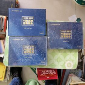 2002CMMS中国品牌发展报告:(三册)